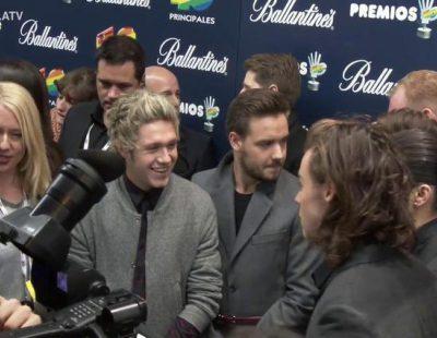 Premios 40 Principales 2014: One Direction, Pablo Alborán, Carlos Jean, Maldita Nerea, Midnight Red y Torito