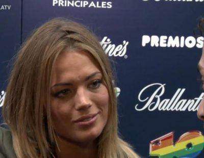 """Alyson Rae Eckmann: """"A lo mejor en el futuro vuelvo de presentadora, pero tengo que mejorar mi español"""""""