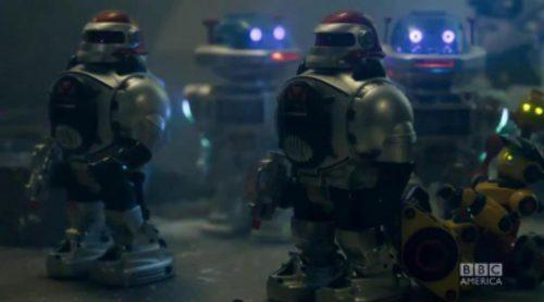 'Doctor Who': avance del capítulo de Navidad 2014