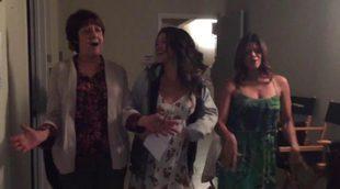 Los protagonistas de 'Jane The Virgin' celebran sus nominaciones a los Globos de Oro 2015 a ritmo de salsa