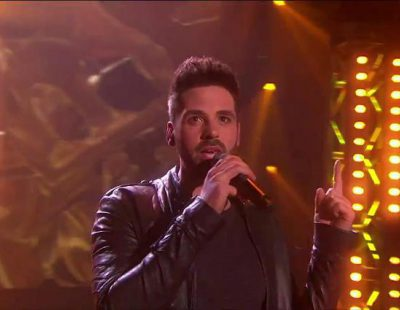 "Ben Haenow, ganador de 'The X Factor', interpreta su single ""Something I need"""