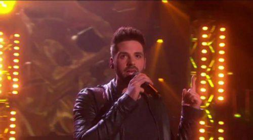 """Ben Haenow, ganador de 'The X Factor', interpreta su single """"Something I need"""""""
