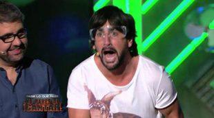 El doble de Melendi visita esta noche 'Killer Karaoke' en Cuatro