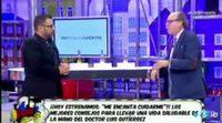 Así se estrenó la ahora controvertida sección de salud en 'Sálvame: diario' con el doctor Gutiérrez