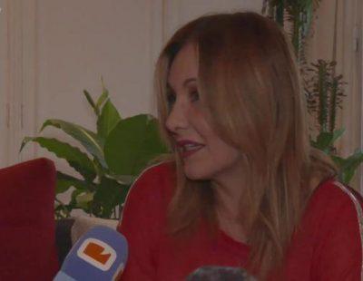 """Belén Rodríguez: """"Ha sido la edición más dura de 'Gran hermano', los 'antipaulistas' son muy fanáticos"""""""
