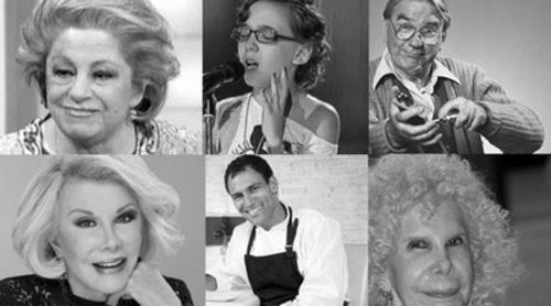 Homenaje de FormulaTV.com a los rostros televisivos que perdieron la vida en 2014