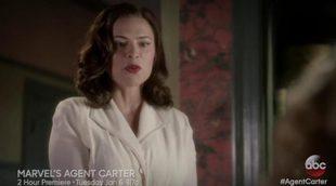 Nueva tráiler de 'Marvel's Agent Carter', que se estrenará el 6 de enero
