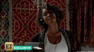 "Yaya DaCosta interpreta ""I'm Your Baby Tonight"" de Whitney Houston en el nuevo biopic de Lifetime 'Whitney'"