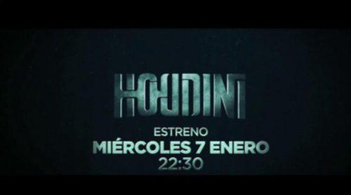 Secuencia de 'Houdini', la miniserie de Discovery MAX protagonizada por Adrien Brody