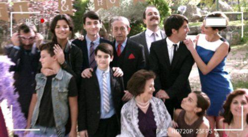 Así es 'Algo que celebrar', la nueva comedia de Antena 3 protagonizada por la familia Navarro