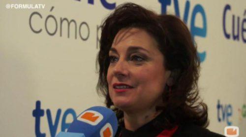 """Silvia Espigado ('Cuéntame'): """"Tras la muerte de Roberto Cairo, Clara se quedará sola y tendrá sorpresas desagradables"""""""