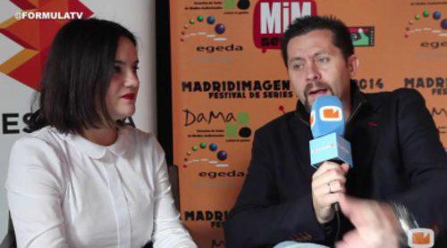 """Ramón Campos: """"Si queremos hacer en España una serie para el mercado internacional sabemos hacerlo, no somos ignorantes"""""""