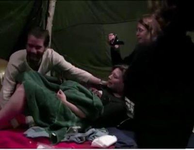 Trailer de 'Born in the Wild', el polémico reality sobre partos sin asistencia en la naturaleza