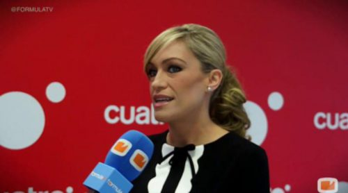 """Luján Argüelles: """"Mª Teresa Campos me dijo en alguna ocasión que le hiciera un '¿QQCCMH?', ahora ya no..."""""""