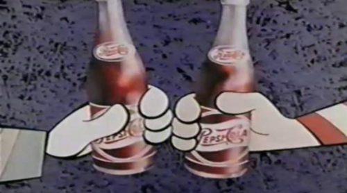 Uno de los primeros anuncios de Pepsi en España, creado en los Estudios Moro