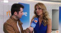 """Edurne: """"El tema que voy a llevar a 'Eurovisión 2015' fue lo que hizo decidirme para ir al festival"""""""