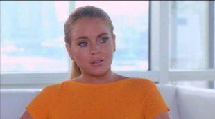 Lindsay Lohan confiesa su adicción al alcohol en el avance del reality show sobre su vida