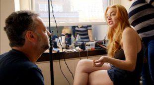 Lindsay Lohan pierde los nervios en su reality show 'Lindsay: una nueva oportunidad'
