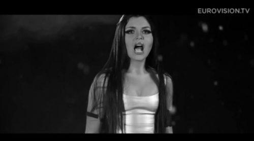 """Nina Sublatti representa a Georgia en Eurovisión 2015 con """"Warrior"""""""