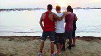 Promo del reality show británico 'Blue go mad in Ibiza', protagonizado por los miembros de la banda Blue