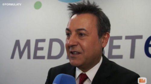 """José Ribagorda ('Informativos Telecinco'): """"Es muy reconfortante saber que contamos con el apoyo de los espectadores"""""""