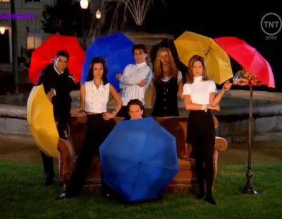 Así sería la cabecera de 'Friends' sin la mítica canción de The Rembrandts