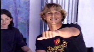 Así fue el primer casting de Matthew McConaughey en los años 90 interpretando a un drogadicto