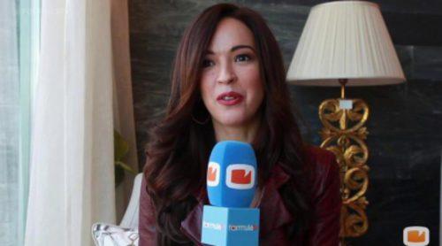 """Verónica Sánchez: """"Amparo experimentará un gran avance en la 2ª temporada de 'Sin identidad' escalando puestos en la familia"""""""