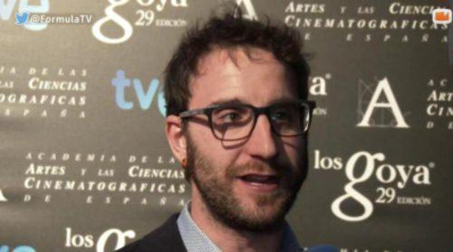 """Dani Rovira: """"En lo que a mí respecta no va a haber politización en los 'Premios Goya 2015'. Soy un cómico blanco"""""""
