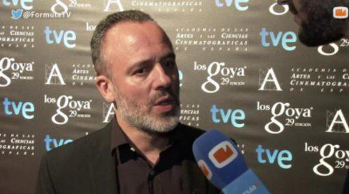"""Javier Gutiérrez: """"No me gustó el final de 'Los Serrano'. Pero, estaría encantado de hacer un spin-off"""""""