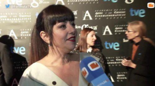 """Yolanda Ramos: """"Si gano el Goya haré un 'calvo' en 'Hable con ellas' en honor a FormulaTV.com"""""""