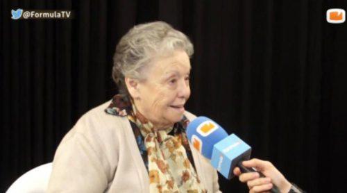 """María Galiana: """"No volveré a hacer de abuela más que en 'Cuéntame cómo pasó'"""""""