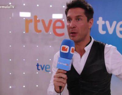 """Jaime Cantizano: """"Lo próximo que presentaré tras 'Hit-La canción', no tendrá que ver. Quiero probar nuevos proyectos"""""""