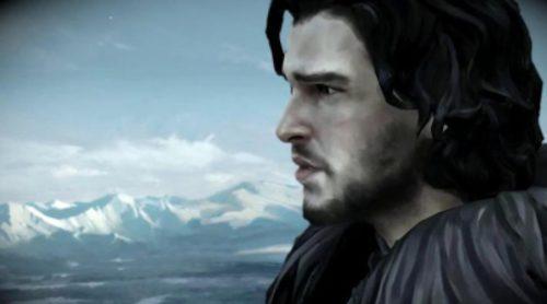 Jon Snow se deja ver en el avance del segundo capítulo de 'Game of Thrones: The Lost Lords'