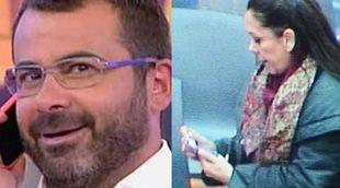 Carlos Latre recrea una conversación entre Jorge Javier Vázquez e Isabel Pantoja desde la cárcel
