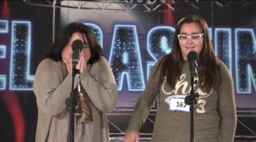 Así cantan juntos padres e hijos en el casting de 'Levántate', el nuevo talent de Telecinco