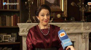 """María Bouzas """"A pesar del beso con Raimundo, Francisca no va a poder evitar seguir siendo mala en Puente Viejo"""""""