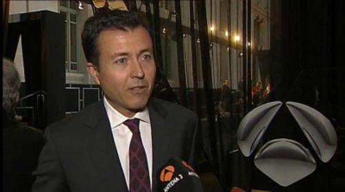 """Manu Sánchez: """"Antena 3 es una tele que respeta al espectador y al profesional que trabaja en ella"""""""