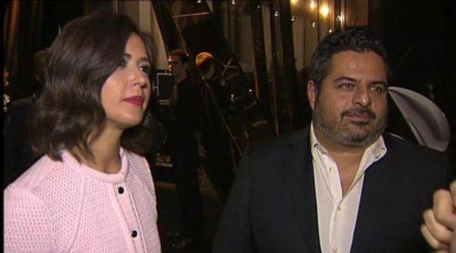 """Jalis y Alejandra: """"Estuvimos juntos hace 7 años y volver a Antena 3 ha sido como volver a casa"""""""