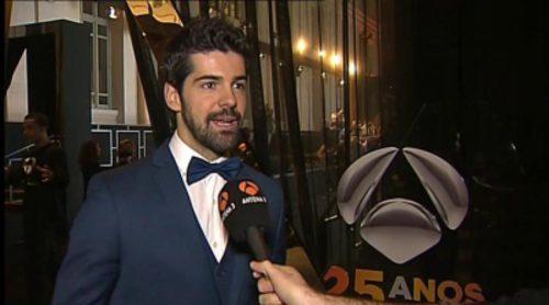 """Miguel Ángel Muñoz: """"Mi primera vez en Antena 3 fue con Concha Velasco hace 18 años"""""""