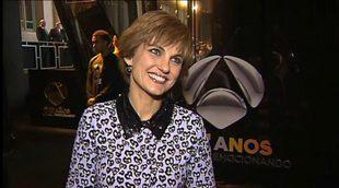 """Lourdes Maldonado: """"Antena 3 tiene unas líneas rojas que no pasa y eso es seña de identidad"""""""