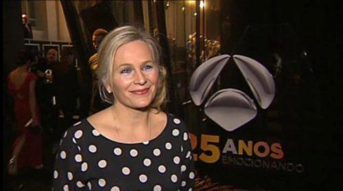 """Ana Chavarri: """"Yo he crecido en la tele, viviendo una etapa dorada en Antena 3"""""""