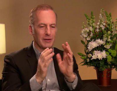 """Bob Odenkirk: """"Pensé que 'Better Call Saul"""" sería un gran drama, pero tiene mucho humor. Es muy divertida"""""""