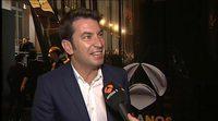 """Arturo Valls: """"¿Quién me iba a decir que iba a estar aquí codeándome con Matías Prats o Emilio Aragón?"""""""