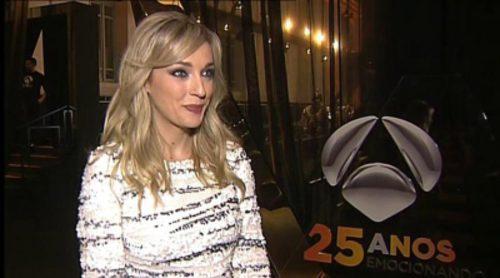"""Anna Simón: """"Yo recuerdo 'El juego de la oca', 'Furor', 'Lo que necesitas es amor'... Antena 3 ha tenido programas míticos"""""""