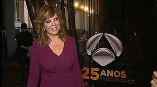 """Belinda Washington: """"Me fui a Telecinco, pero mi primera vez fue en Antena 3"""""""