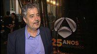 """Carlos Iglesias: """"El personaje de Benito ('Manos a la obra') nació en otra serie, en 'Este es mi barrio'"""""""
