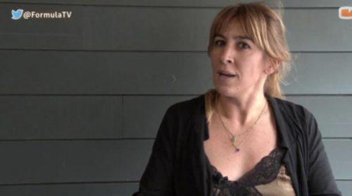 """Ruth García: """"El mundo que plantea 'El incidente' llevará a la reflexión a los espectadores y creará mucha controversia"""""""