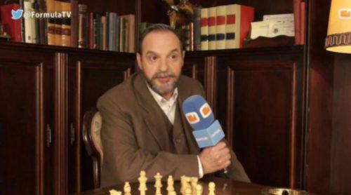 """Ramón Ibarra: """"El beso va a suponer que la relación entre Francisca y Raimundo pueda llegar a algún sitio en Puente Viejo"""""""