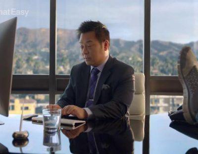 Lloyd de 'Entourage' en el anuncio de Wix de la Super Bowl 2015